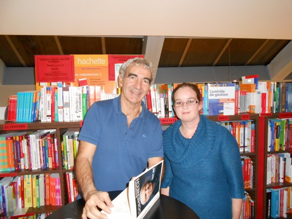 rencontre avec Raymond Domenech