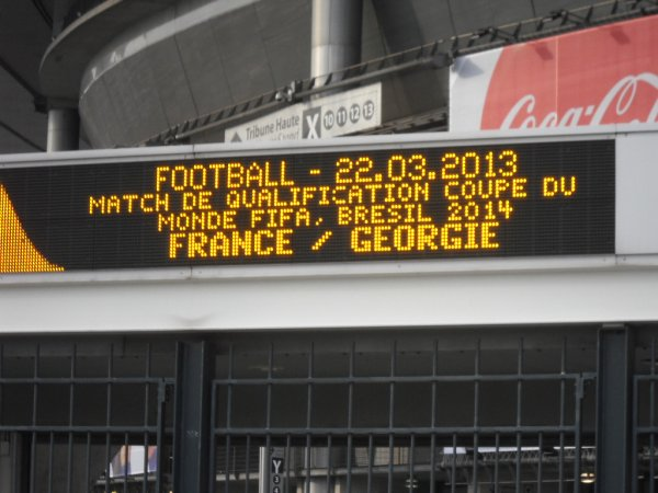 FRANCE - GEORGIE