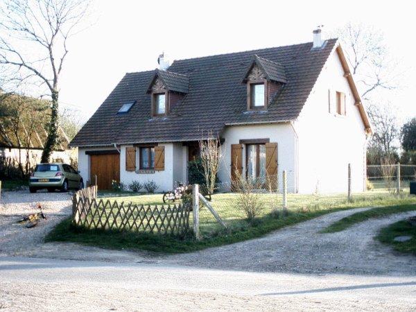 :( ma maison