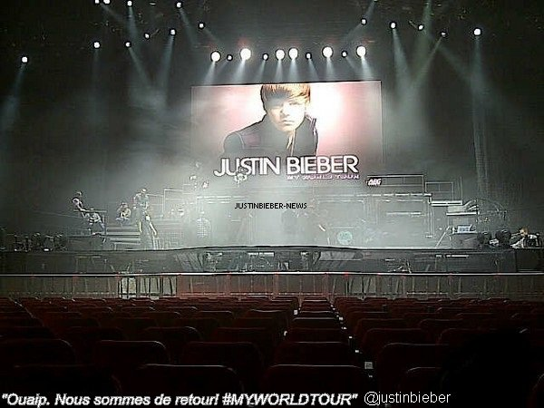 04 / 03 / 11 - MY WORLD TOUR - BIRMINGHAM, ENGLAND