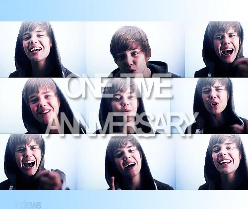 JustinBieber-NEWS fête les 2 ans de One Time !
