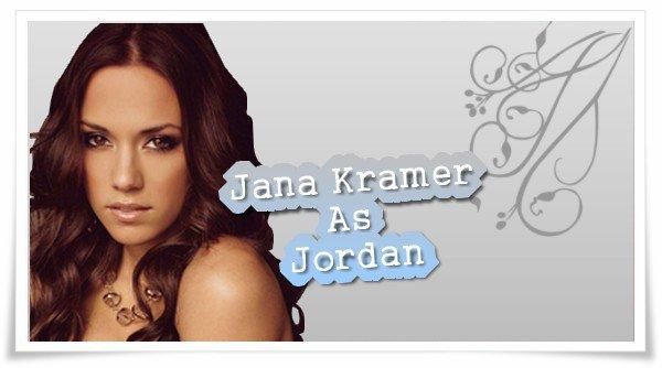 _Jana Kramer As Jordan_
