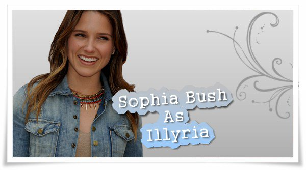 _Sophia Bush As Illyria_