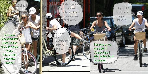 Petite promenade à vélo ! :D WHAT-IF-I-AM-ALONE.SKYROCK.COM