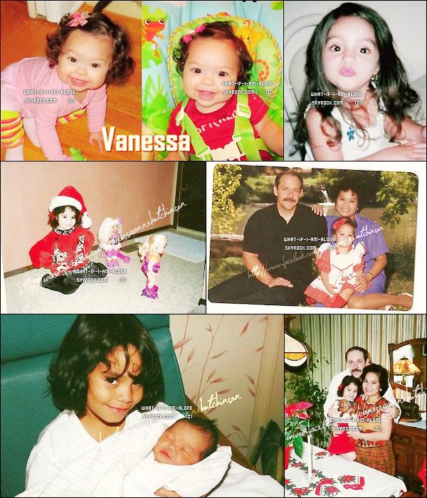 Vanessa Hudgens enfant ! *-* Troooop mignonne ! :3
