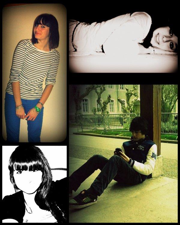 Les miennes.♥