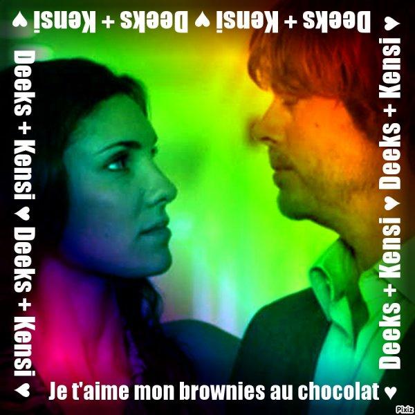 Montage pour Mon Brownies Au Chocolat !♥♥♥