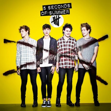 5 Seconds of Summer / End Up Here (2014)