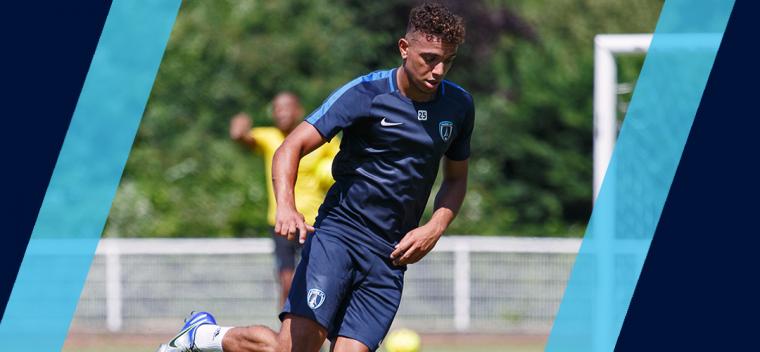 Paris FC : K.Lebon prêté aux Pays-Bas