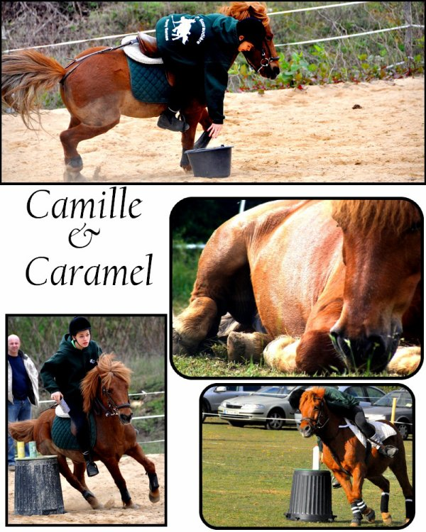 Camille & Caramel