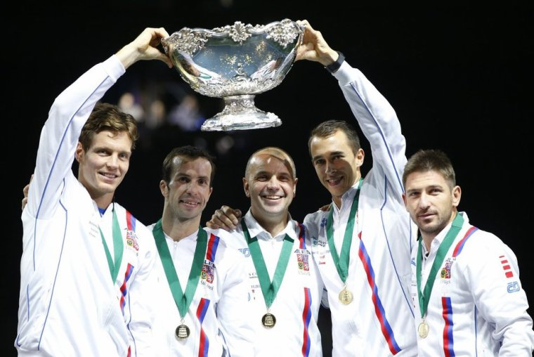 Coupe Davis 2013 - Finale.