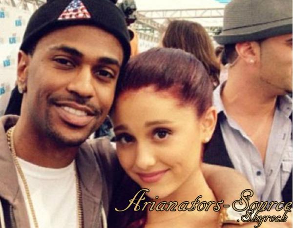 ✈ Ariana en couple avec Big Sean ? Elle s'exprime avec Ryan Seacrest
