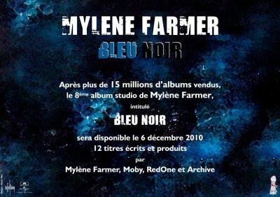 nouvel album de Mylène