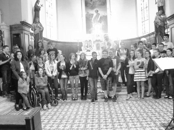 Fete de la foi (Juin 2013)
