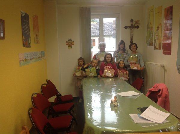Eveil à la foi à Freybouse (octobre 2013)