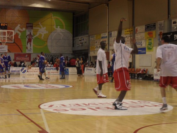 Aprem gallery + match de basket