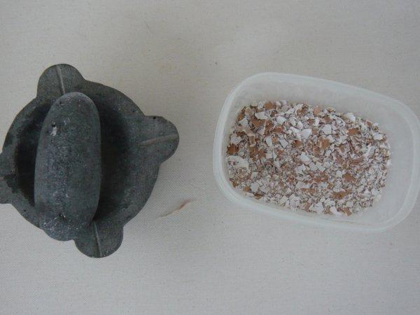 Les coquilles d'½ufs : source de Calcium