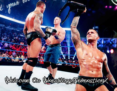 Welcome on WrestlingxFederationx
