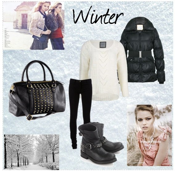 Winter : My favorite season !