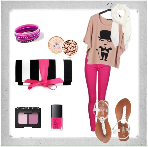 Every Pink !