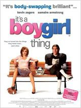 It's a boy girl thing : ★ ★ ★ ★ ☆