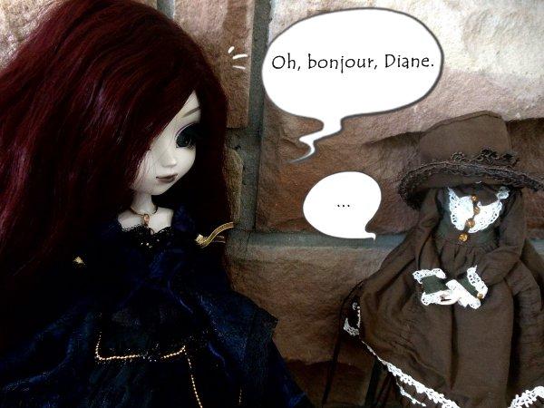 Story - l'arrivée d'Hécate et Diane (Partie 1)