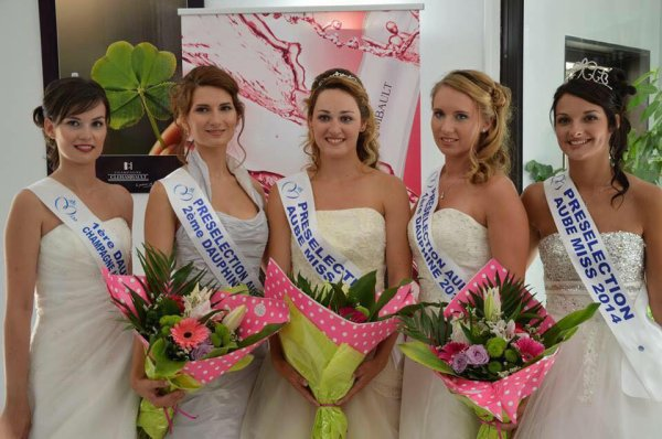 Elections locales pour Miss Champagne-Ardenne