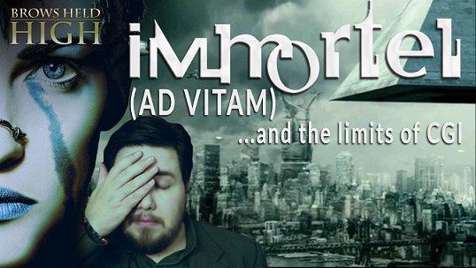 Immortel Ad Vitam - Enki Bilal