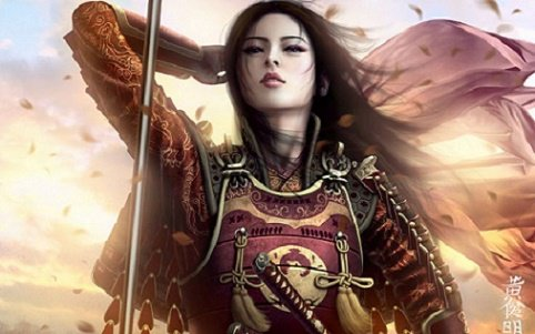 Women Warrior Fantasy ♥