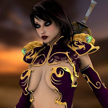 Beautiful Women Warriors