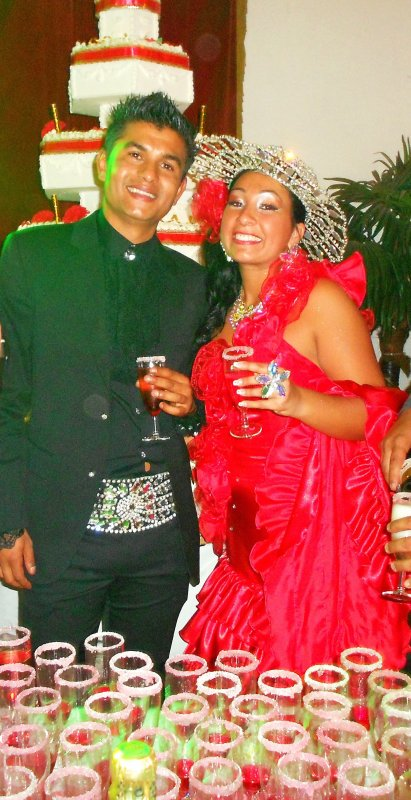 mariage tana & david le 11.10.2013
