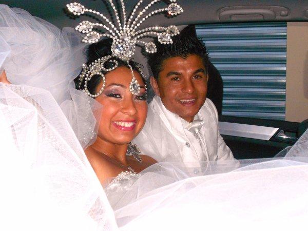 mariage tana & david 11.10.2013