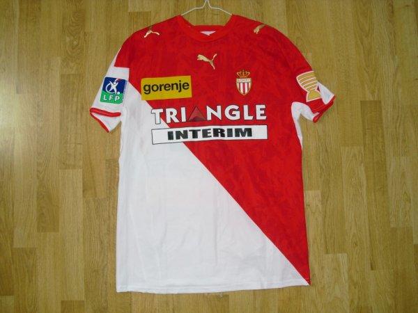 Maillot domicile saison 2007-2008 floqué NENE (de face)