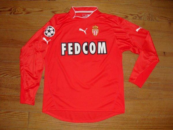 Maillot third saison 2003-2004 floqué PRSO (de face)