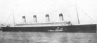 La naissance du Titanic