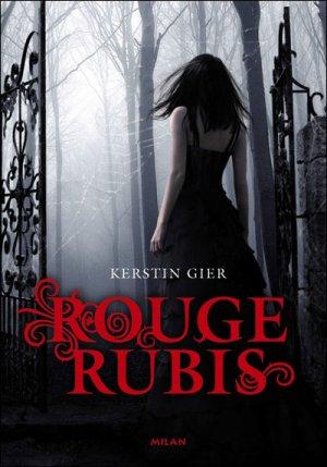 « Rouge rubis, de Kerstin Gier. »