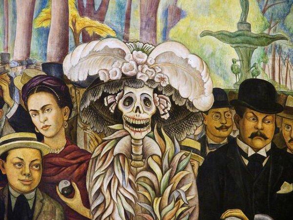 Murales Mexicanos Famosos