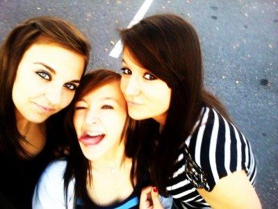 Trois soeurs. ♥