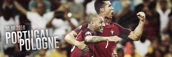 Le Portugal écarte la Pologne.