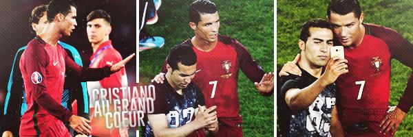 #PORAUT: Ronaldo, poteau, échec et mat !