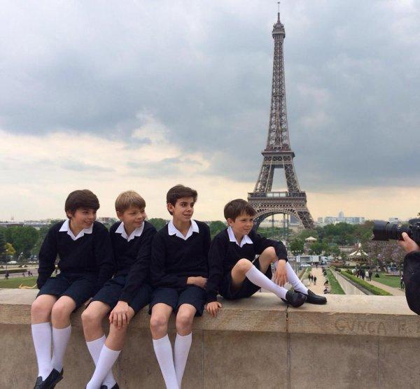A Paris en 2013