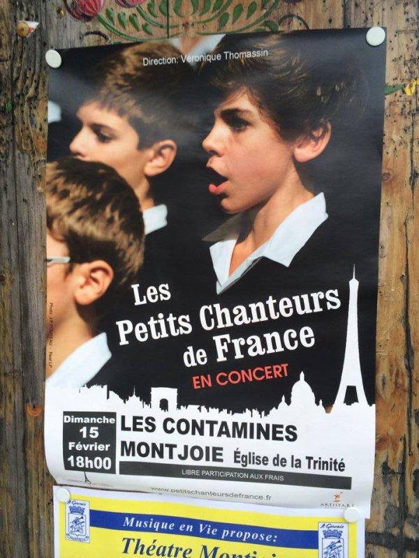 Les Contamines-Montjoie 15/02/2015