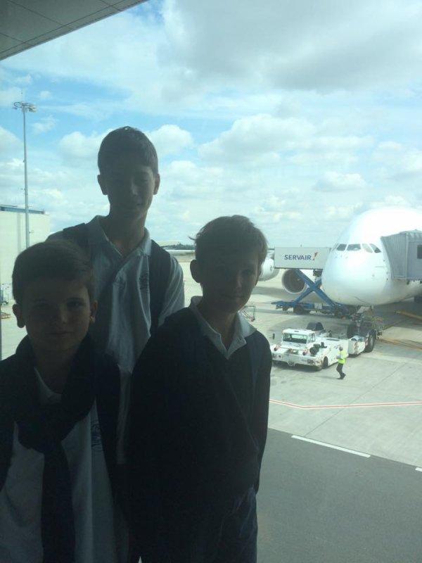 A380! Les PCF sont heureux