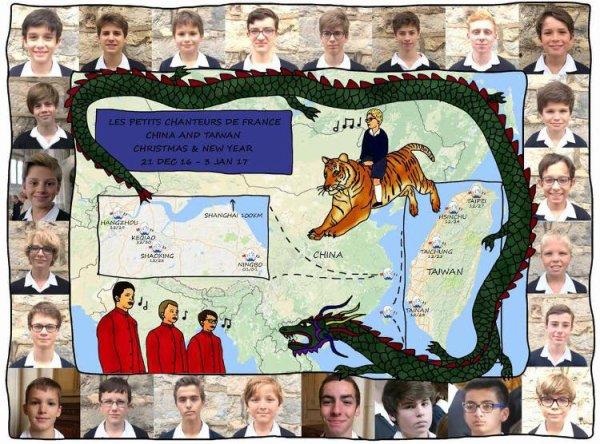 The choir : 24 boys