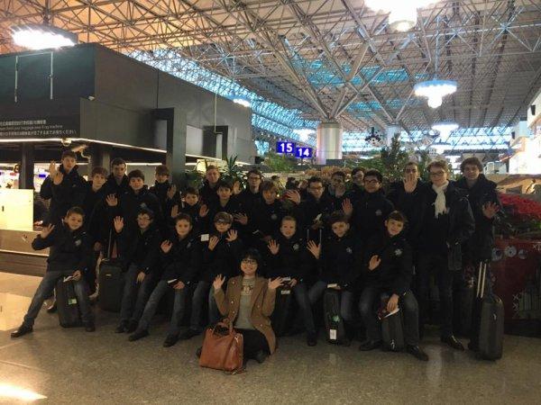 Départ de Taiwan pour Shanghai! Au revoir ET à très bientôt