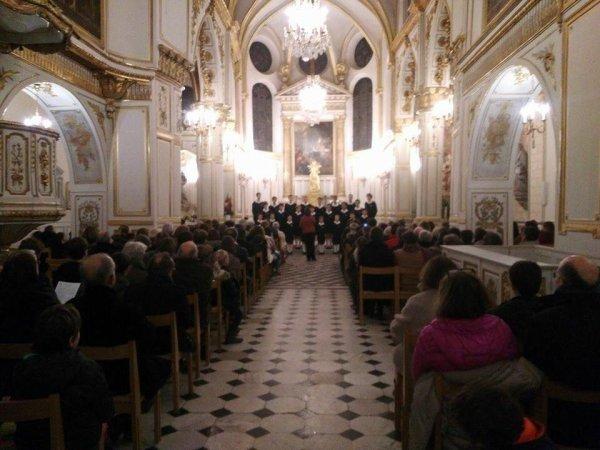 Magnifique Concert ce soir à Brunoy