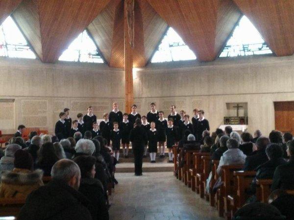 Concert à Brie