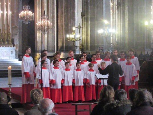 Les Petits Chanteurs de France en tournée dans le Nord de la France en Avril prochain!