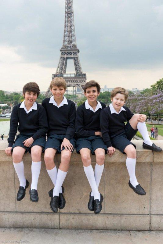 Concert des Petits Chanteurs de France à Lacapelle-Marival