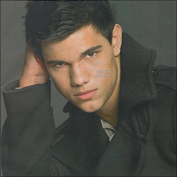 . Nouveau scan de Taylor pour le '' Luna Teen Magazine ''. .